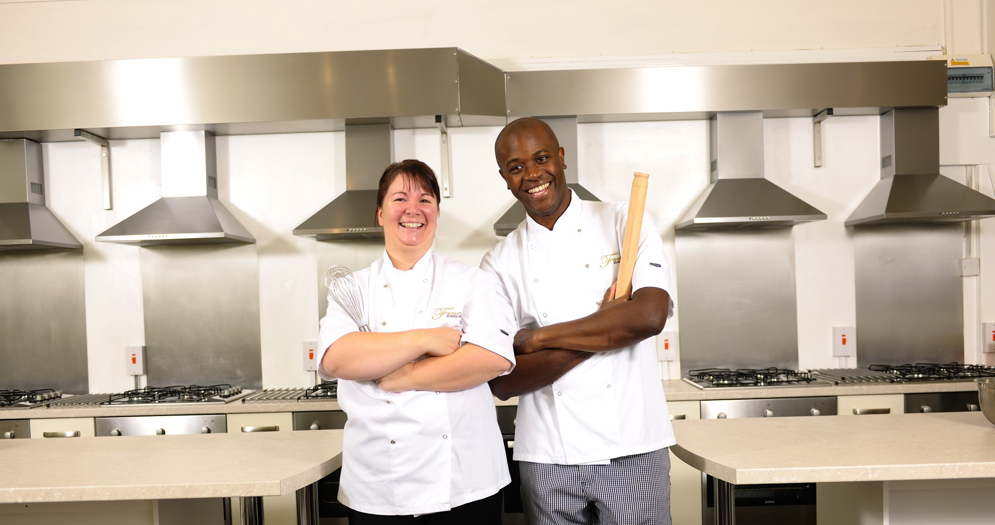 Bookeo Bears Fruit for UK Cooking School
