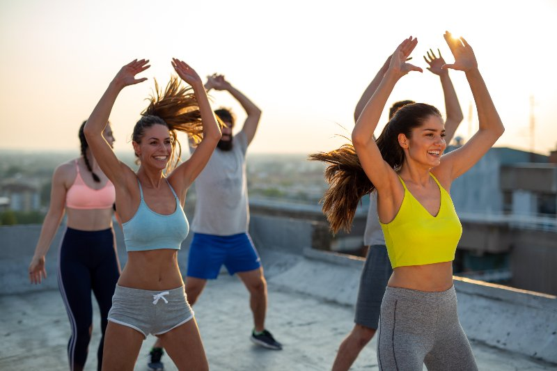 How Gyms Can Run Outdoor Fitness Classes
