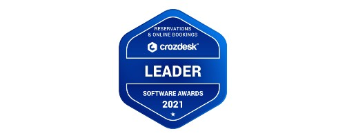 Bookeo wins a Reservations & Online Bookings Software Award